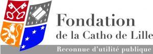 Fondation de la Catho de Lille Logo